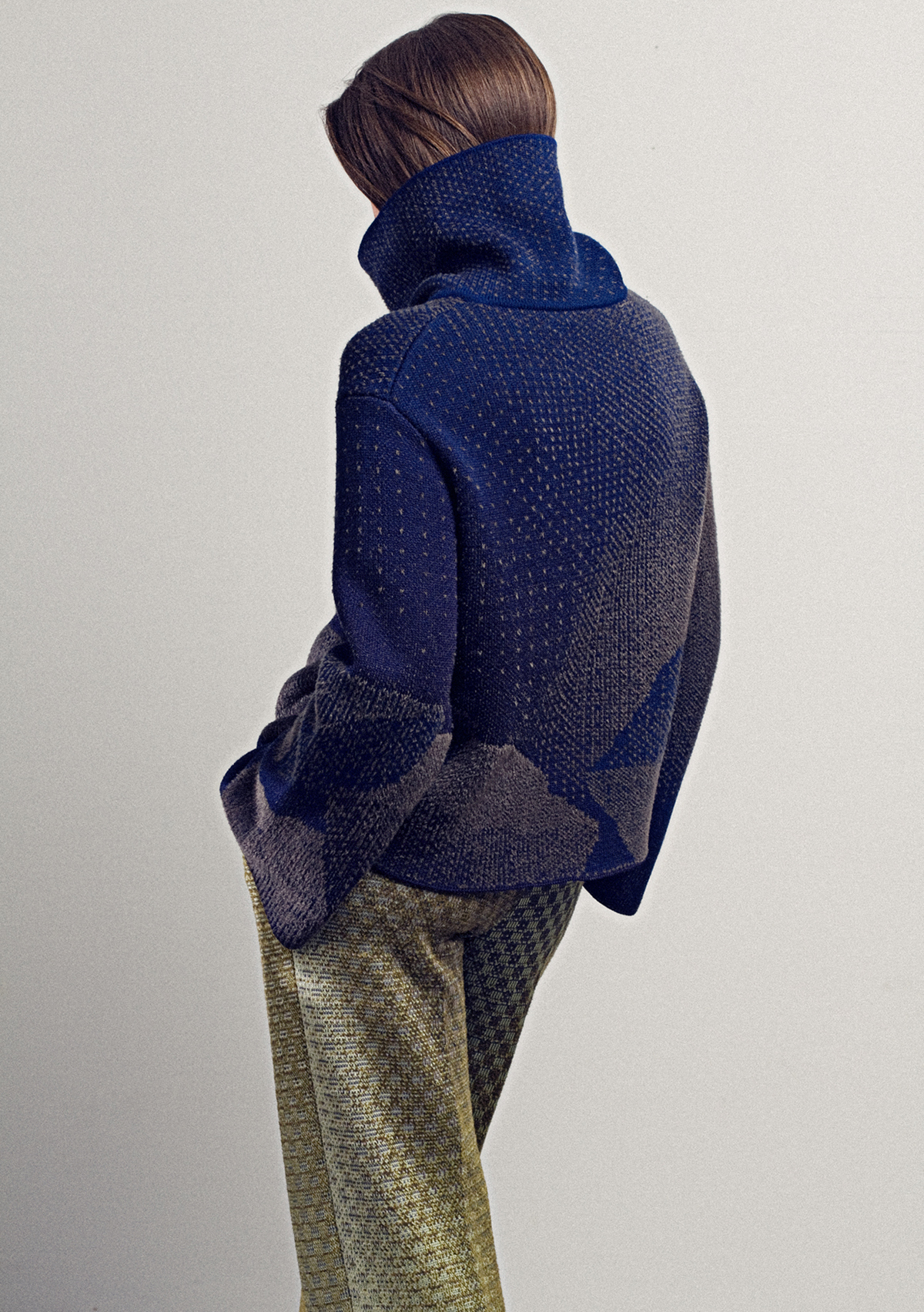 Shoot knitted apparel 01 meta pants
