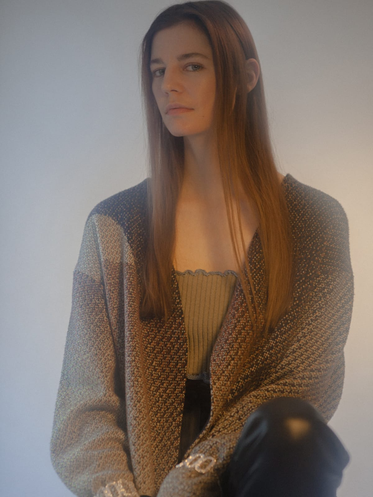 Shoot Knitted apparel 02 cardigan meta