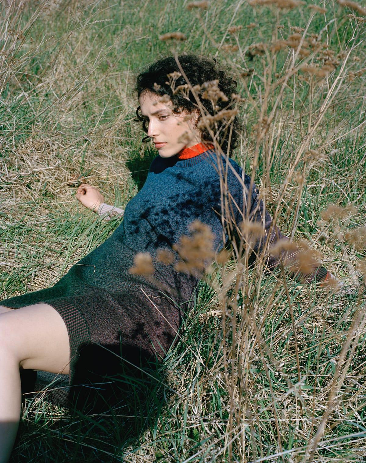 Shoot knitted apparel 02 dress3