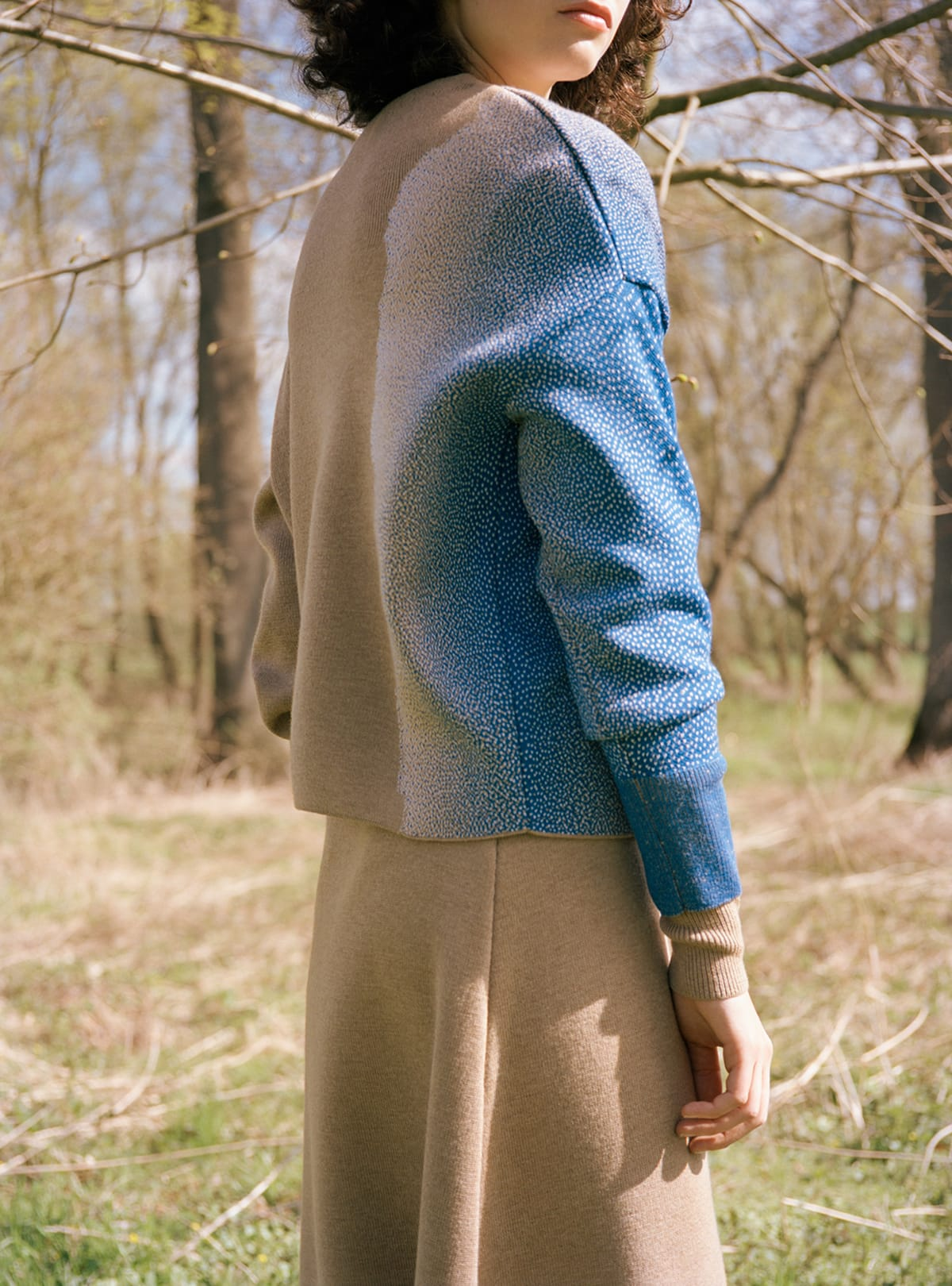 Shoot knitted apparel 02 cardigan 3