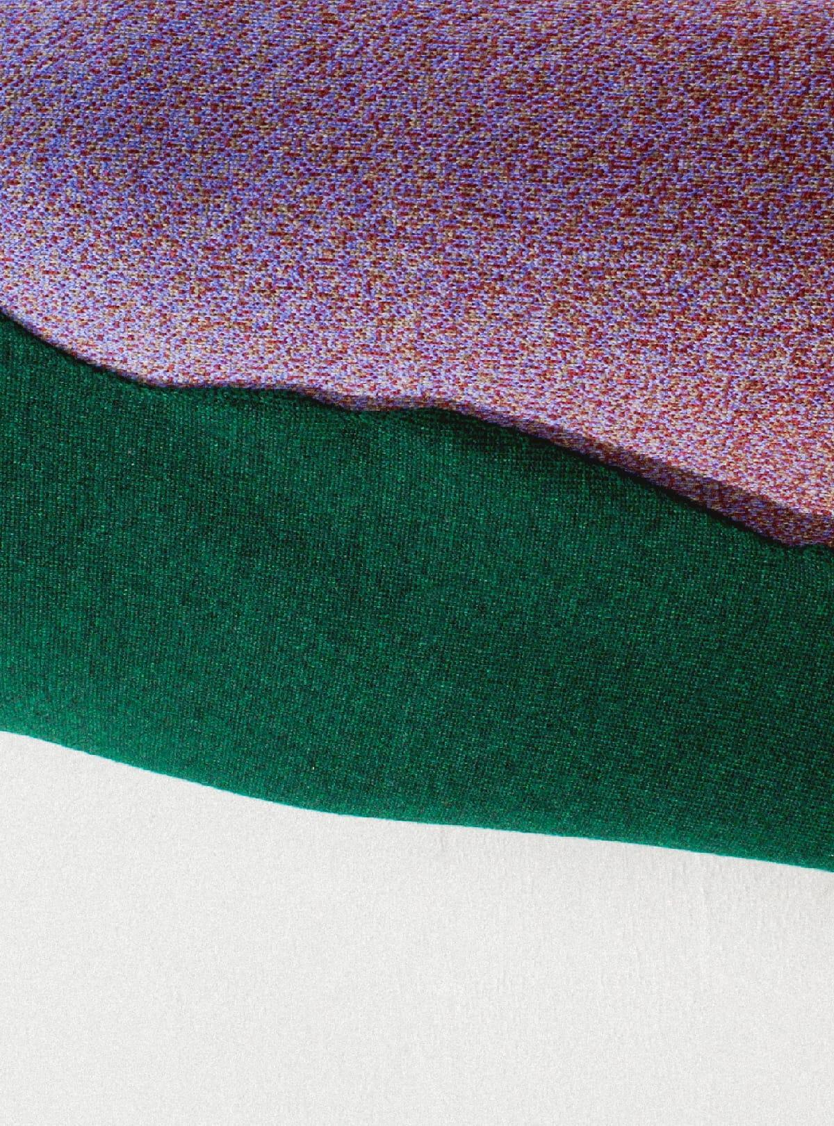 Shoot knitted apparel 3 skirt detail