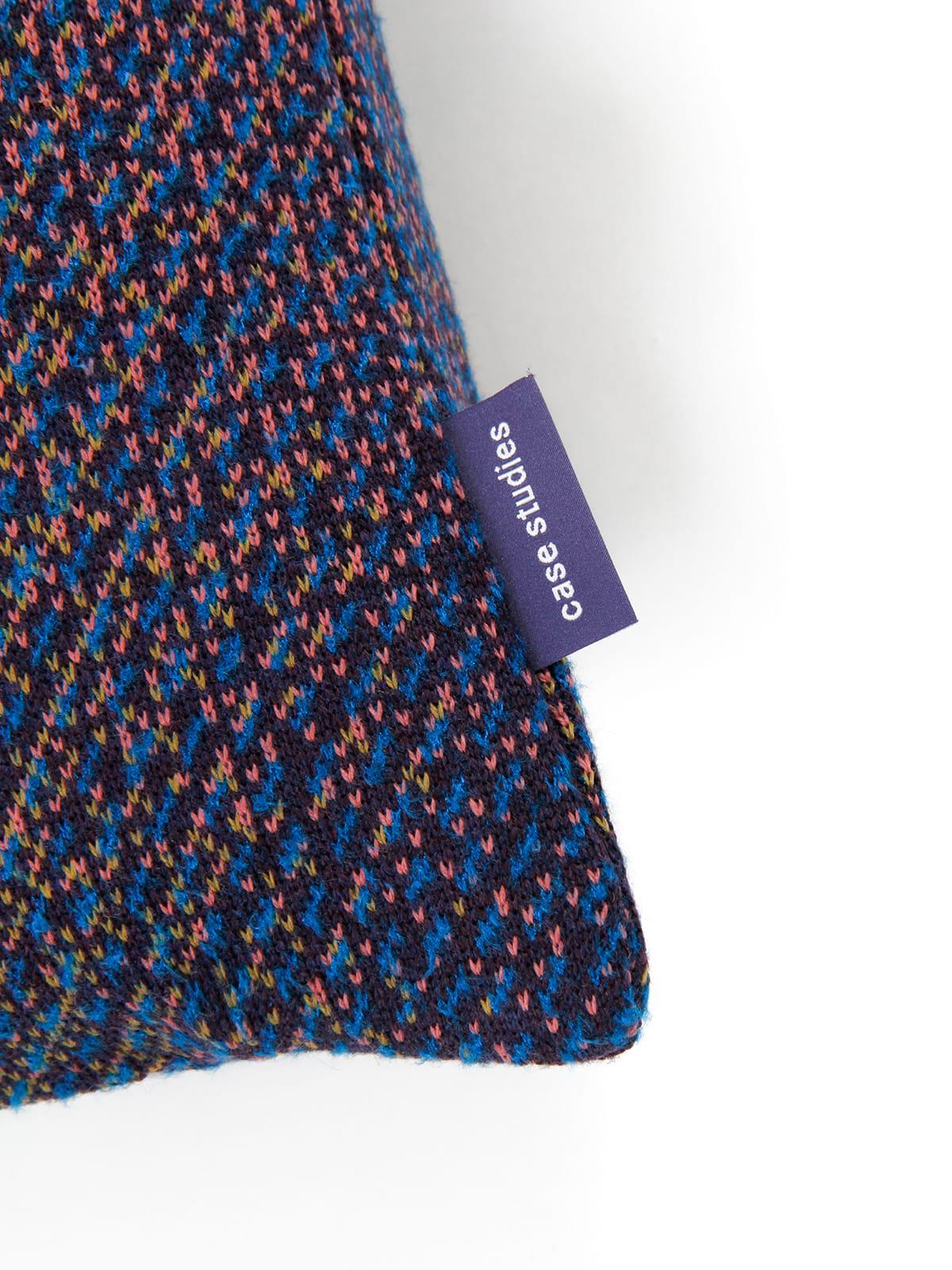 Knitted Cushion 50x50 Paris - Merino Wool detail