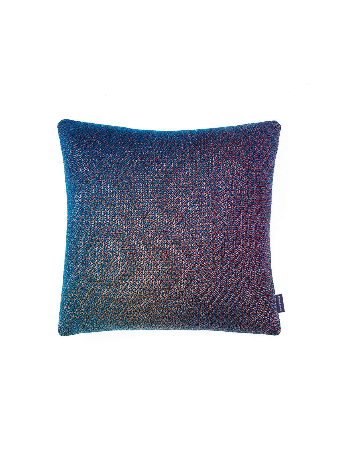 Knitted Cushion 50x50 Paris - Merino Wool