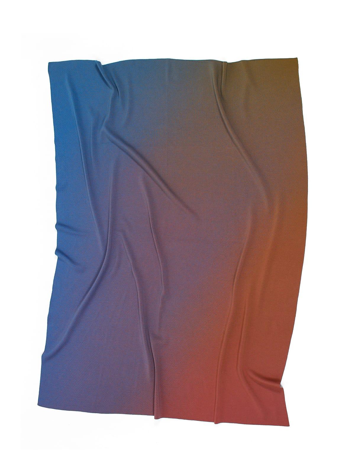Knitted Blanket Lucca - Merino Wool