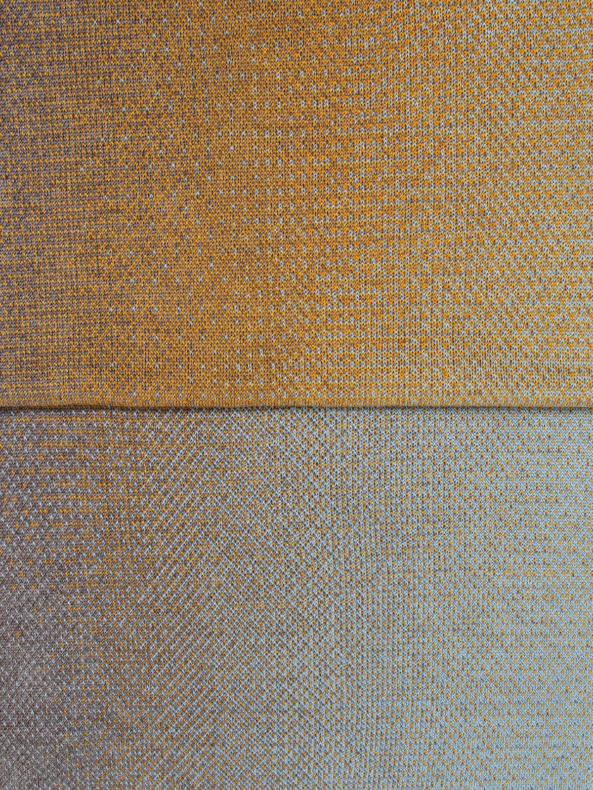Knitted Scarf Rabat - Merino Wool details