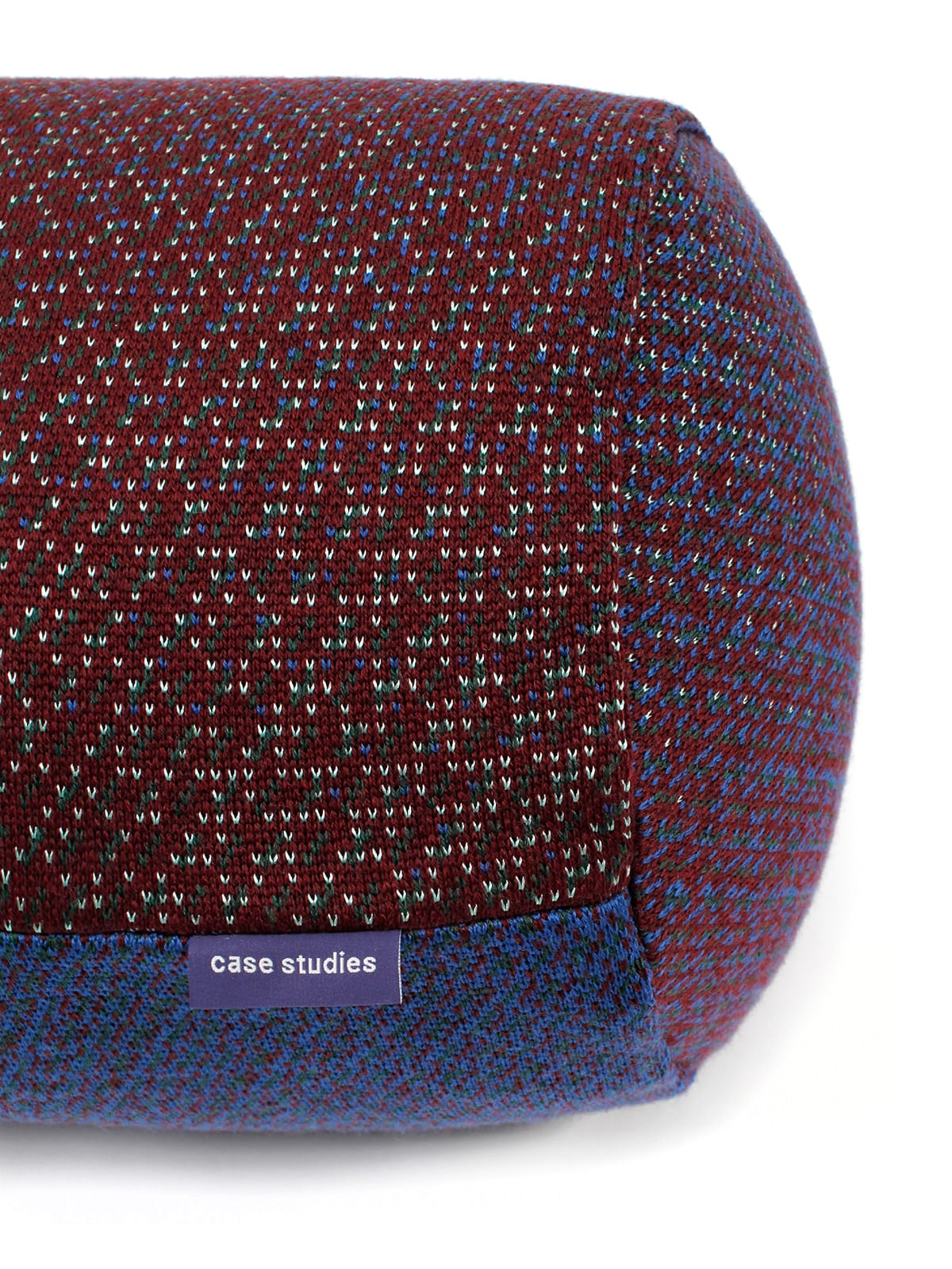 Knitted Bolster 20x70 Venice - Merino Wool details
