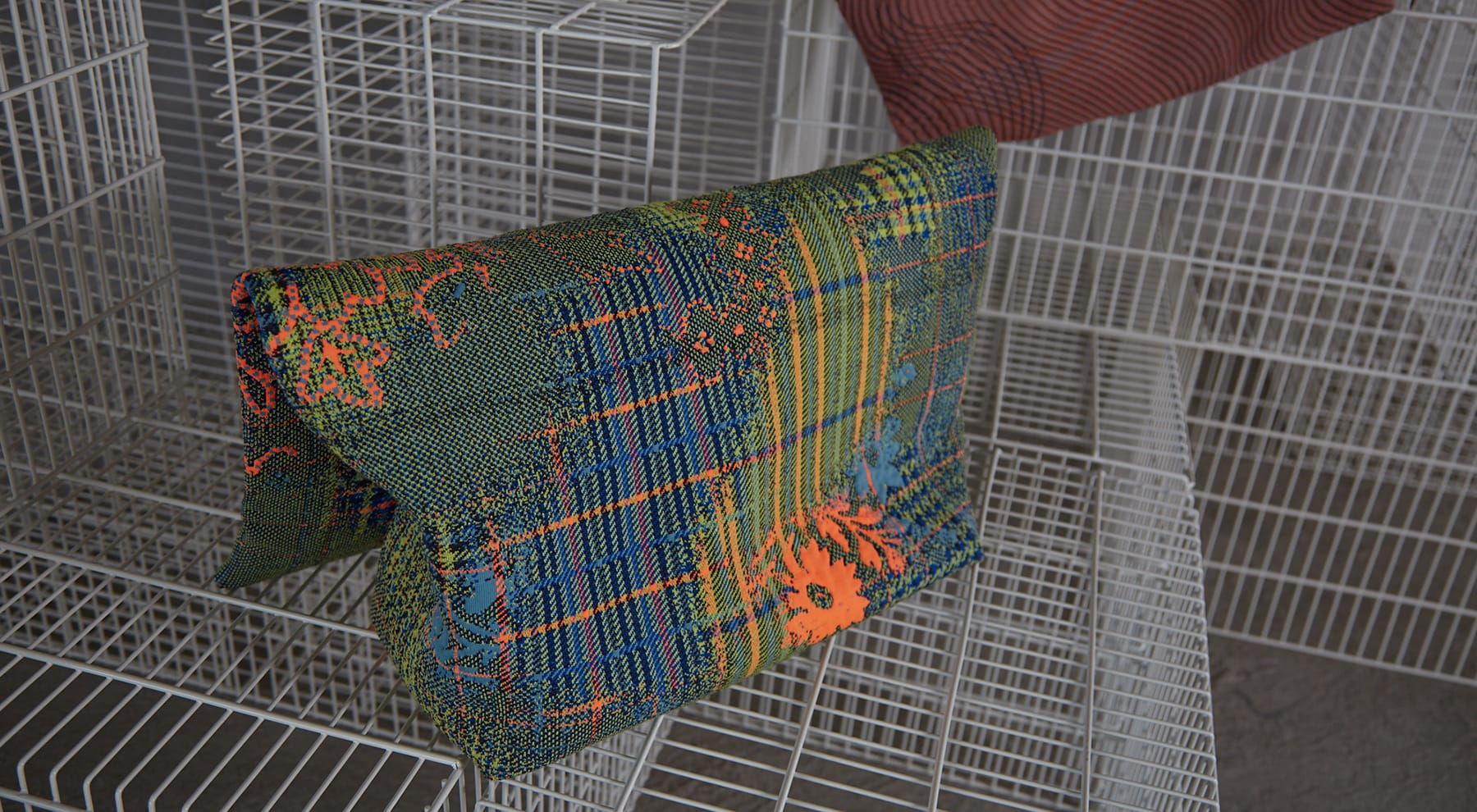 Start Santoni knit textiles