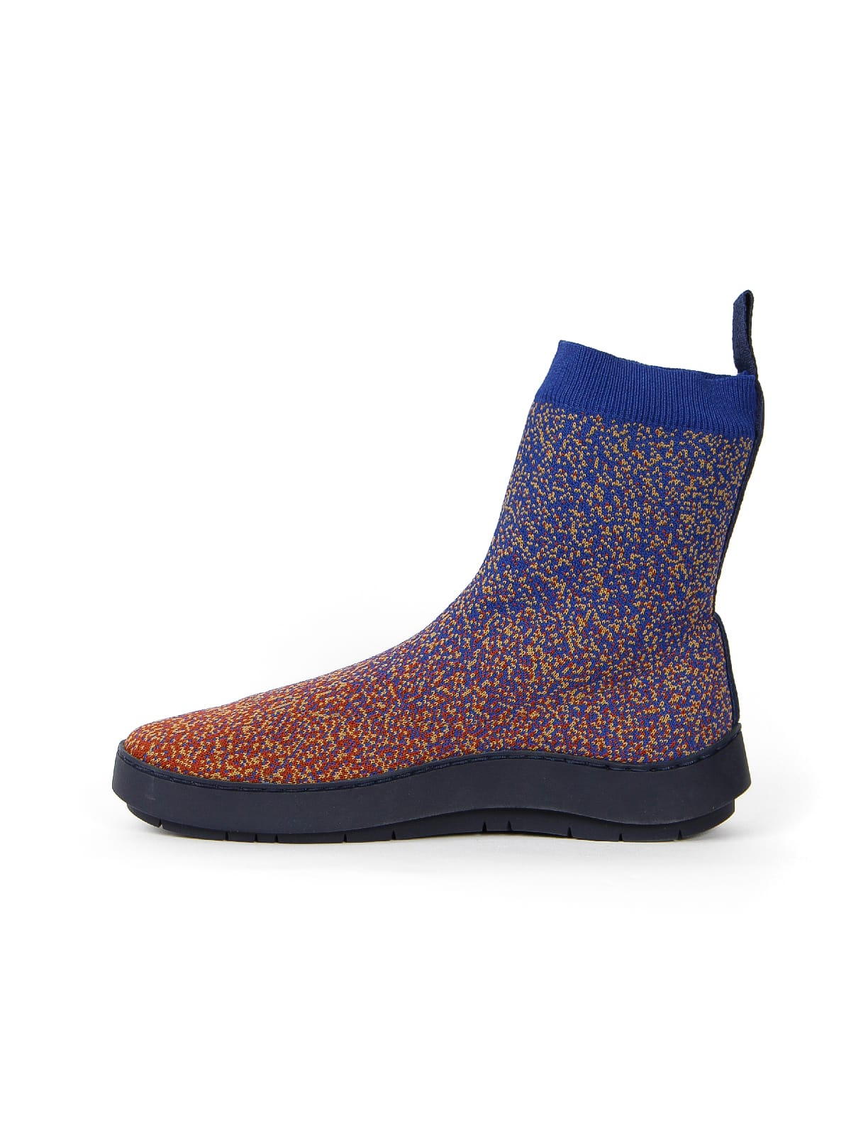 3D knitted sockboot Sparkle foxy links