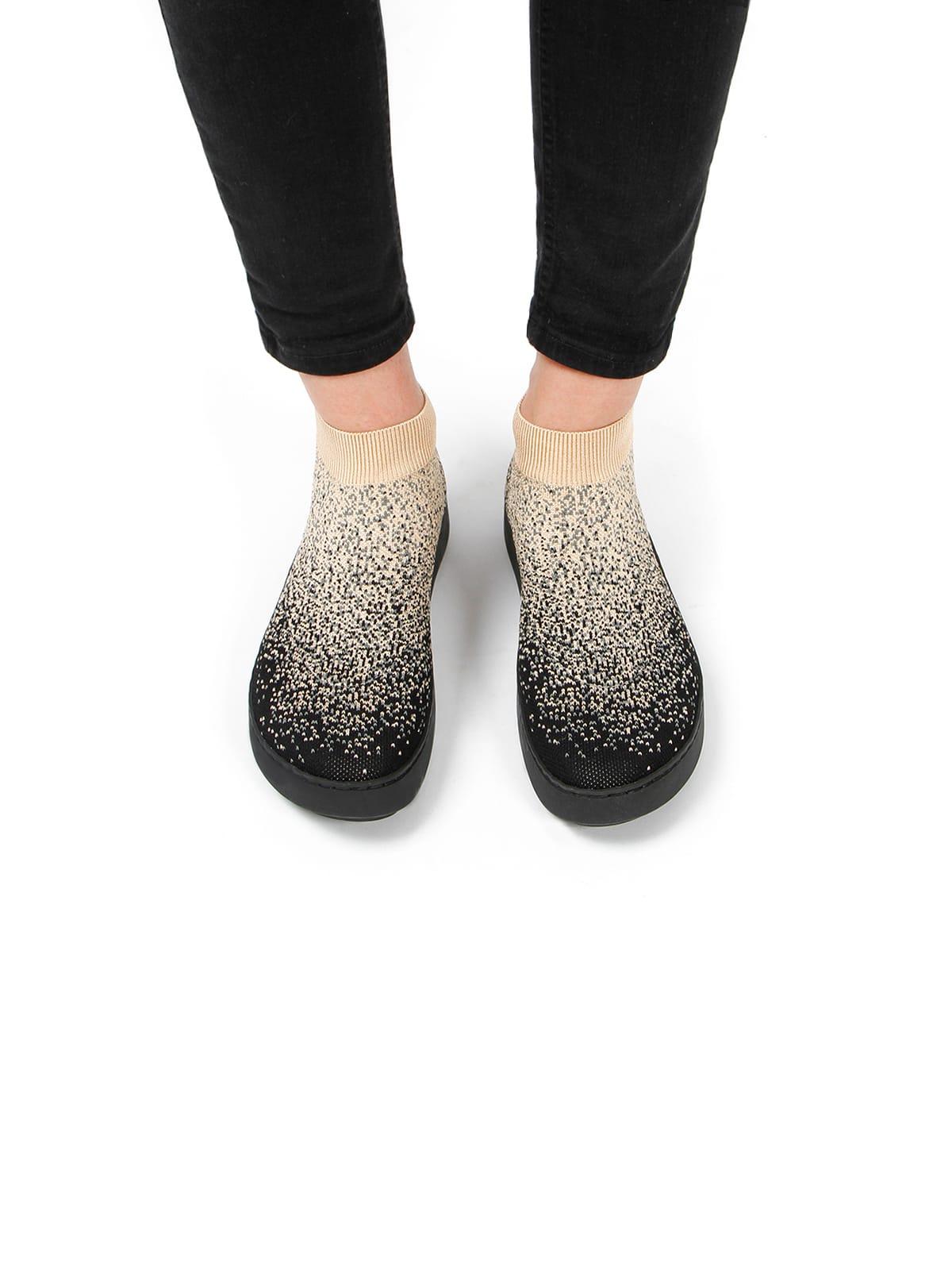 3D knitted sockboot Spexx Starry vorne K